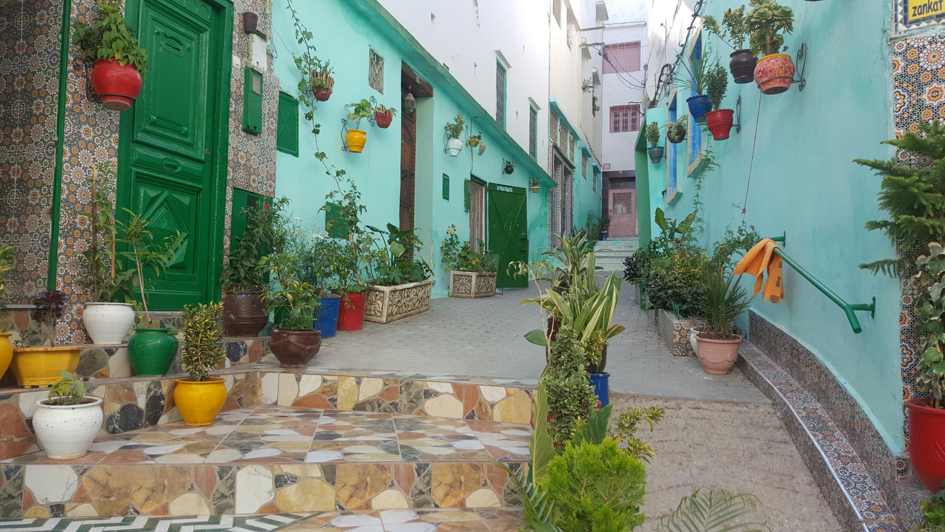 Ouazzane Morocco