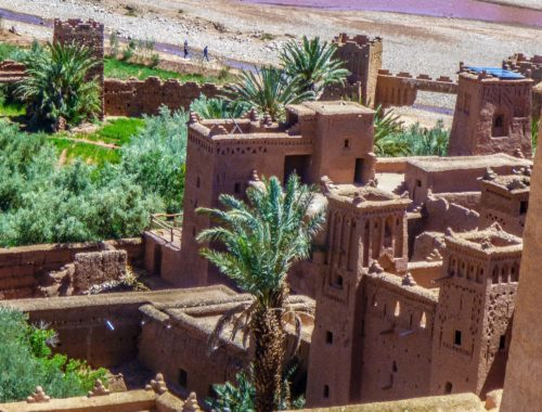 Game of Thrones film location in Morocco